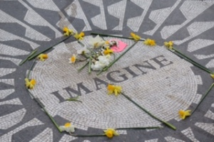 Strawberry Fields - John Lennon Memorial