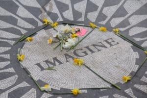 Strawberry Fields - John Lennon Memorial